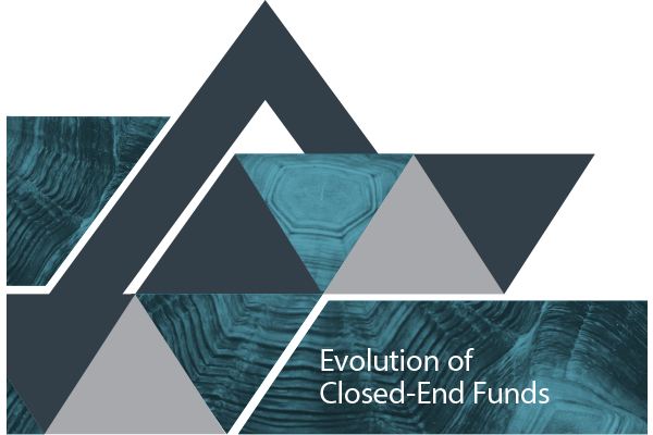 Evolution of closed-end funds